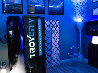 Cryotherapy Comes to Troy, Michigan