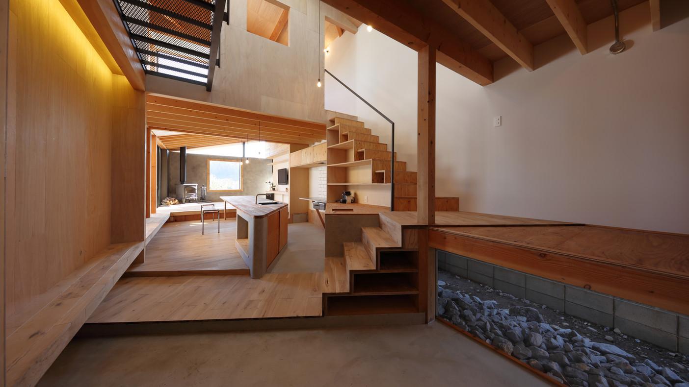 House in Akigawa