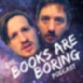 The Books Are Boring Podcast