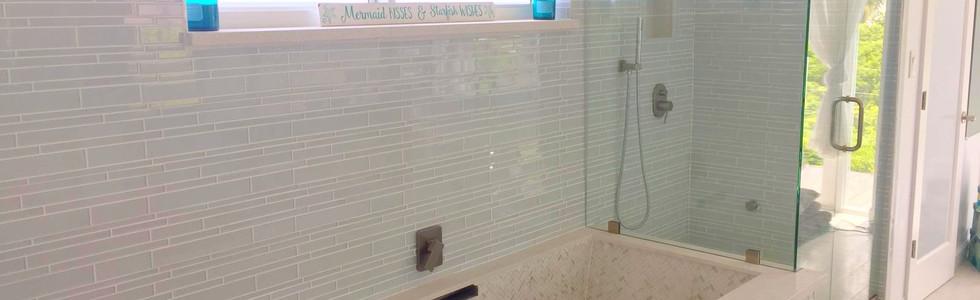 Penthouse Shower