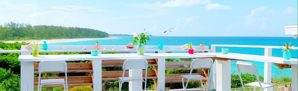Bar On Resort Deck