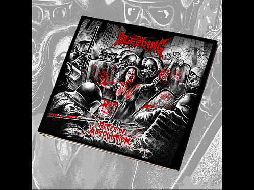 The Bleeding - rites of absolution (digipak CD)
