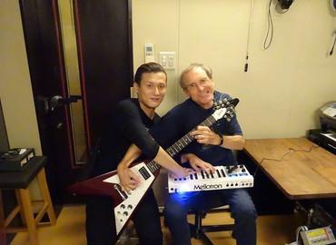 takuya yada will be on dave sinclair's new album