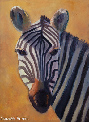 Georgette the Zebra