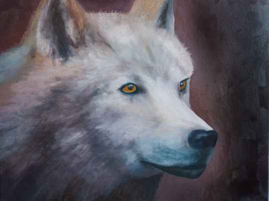Lone Wolf- SOLD