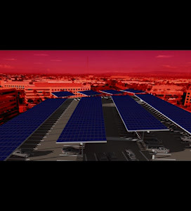 Scarlet Solar TiltPort 24 hours Los Ange