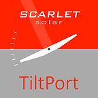 Logo Scarlet Solar TiltPort
