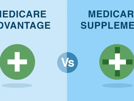 Medicare Insurance.. Which one?