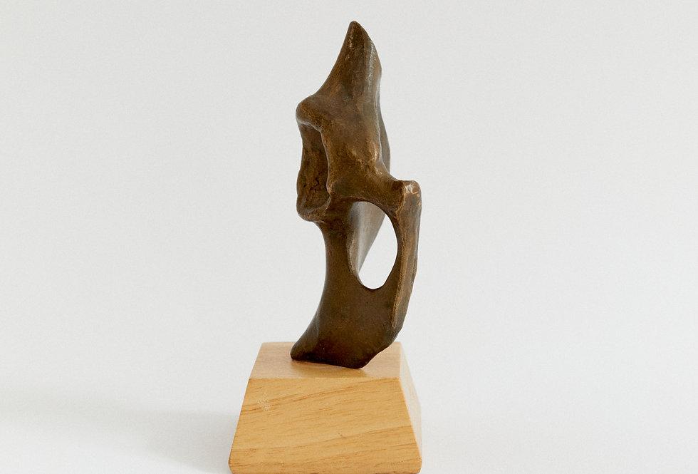 Small bronze sculpture