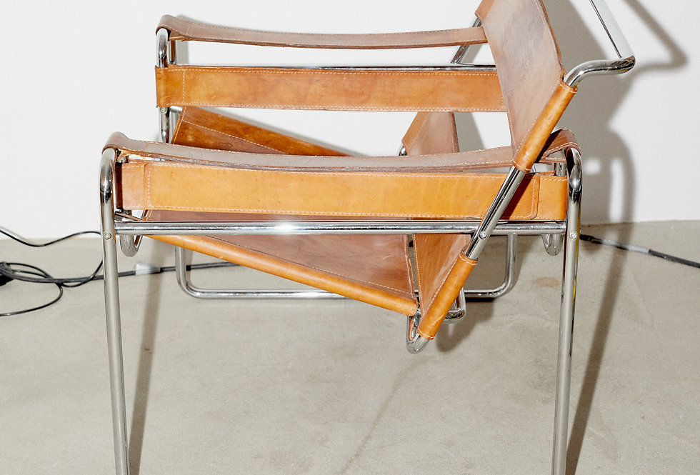 Marcel Breuer. Wassily Chair