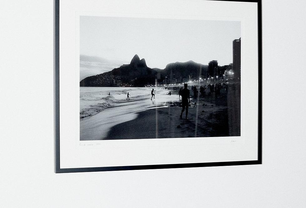 Mika Aberra. Rio De Janeiro 2014