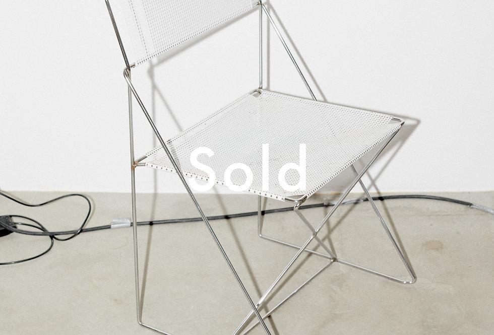 X-line chair. Niels Jørgen Haugesen