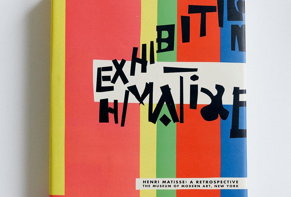 Exhibiting H Matisse by John elderfield