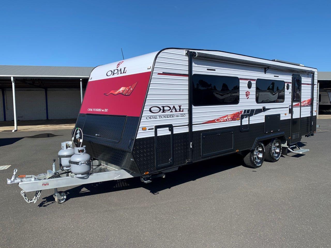 NEW Opal Tourer Mk1 220 Caravan