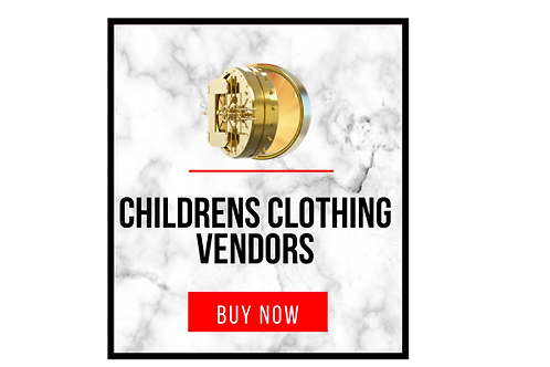 Childrens Clothing Vendor List