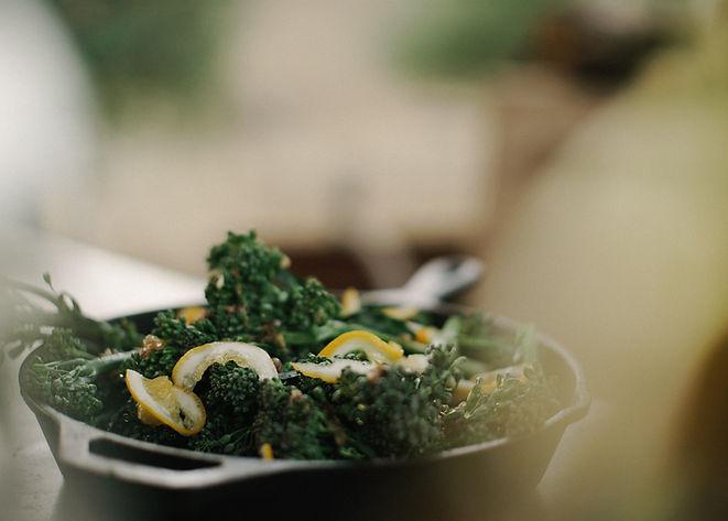 Broccoli sallad