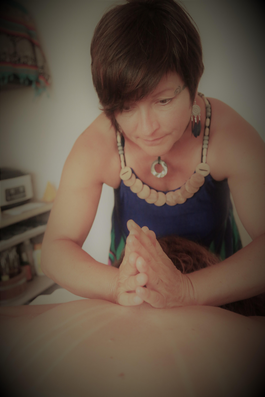 Massage thérapeutique du dos