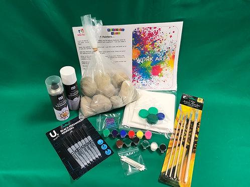 Komplete Pebble Art Kit