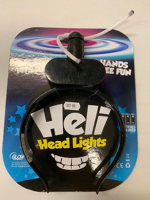 Heli Head light up headband