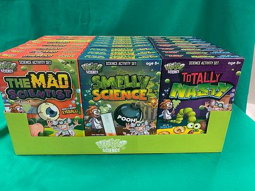 Weird science kits