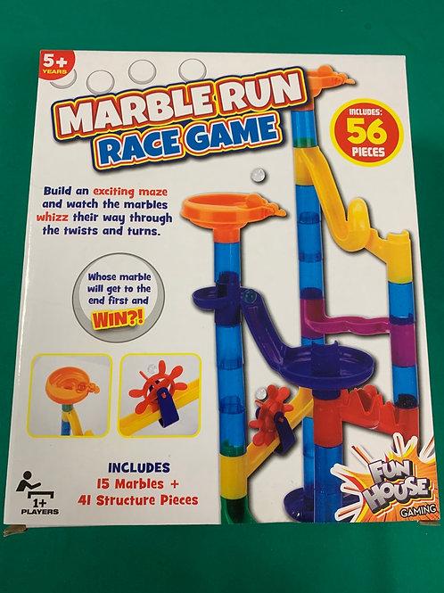 Marble Run Race