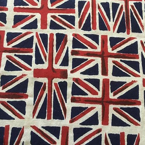 1501 Union Jack 100% Cotton