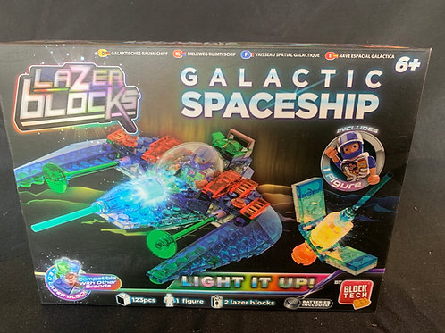 1193 Lazer Blocks Galactic Spaceship