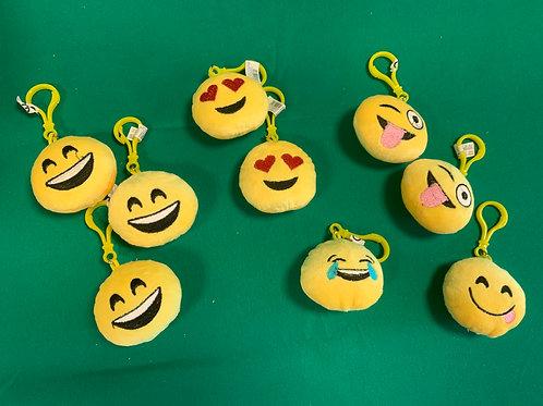 Emojii Keyrings