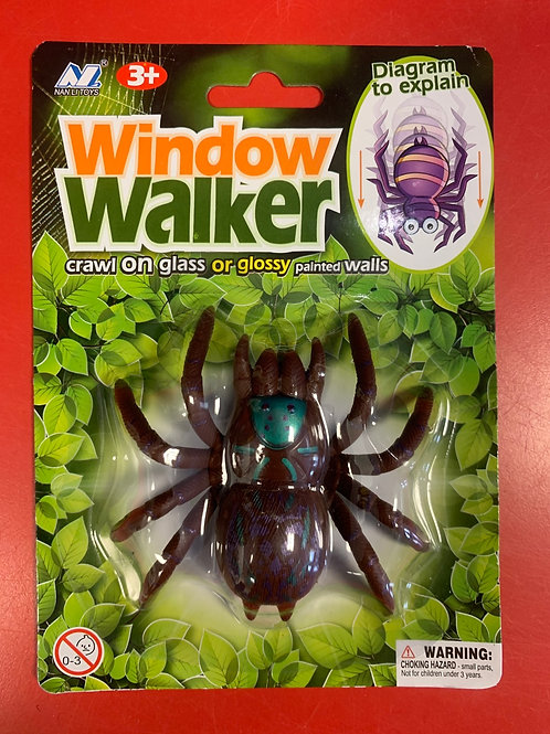 Spider window walkers