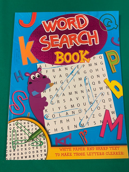 Word search K
