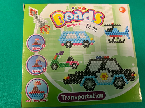 Magic beads - transport