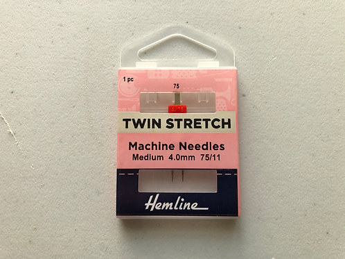 1443 Twin Stretch Machine Needle 75 4mm