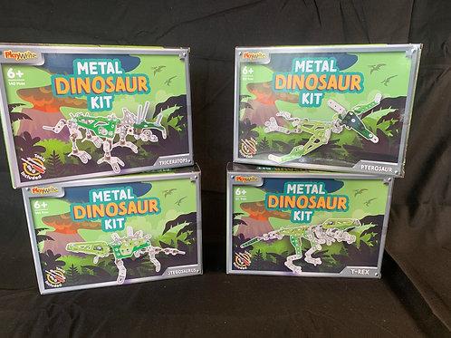 1204 Metal Dinosaur Kits