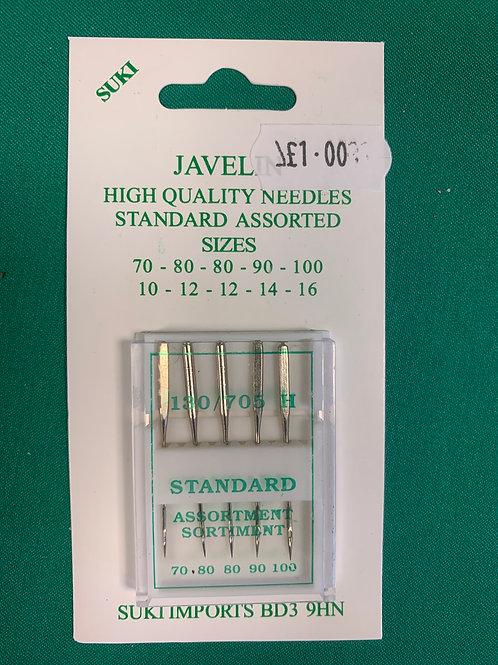 1353 Standard Assorted Machine Needles
