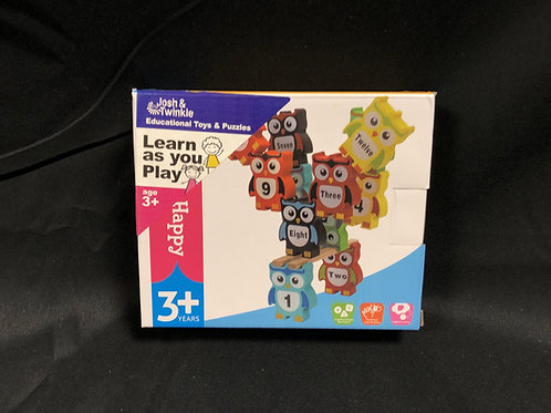 1081 Stacking Owls Number Game