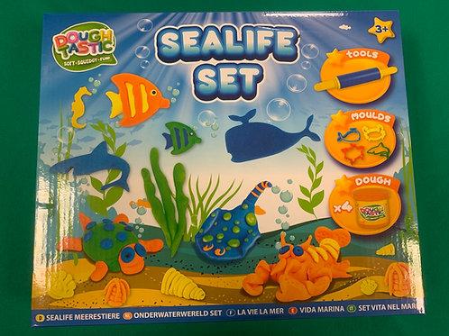 Sealife play dough set