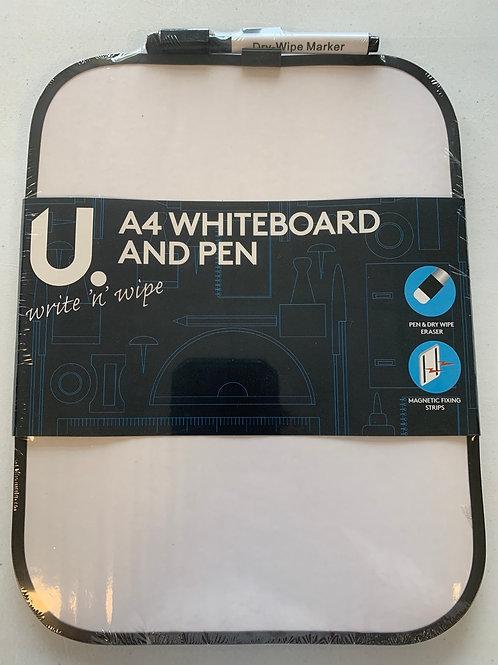 A4 Whiteboard