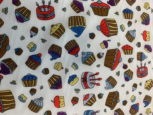 WCC002 Cupcake fabric