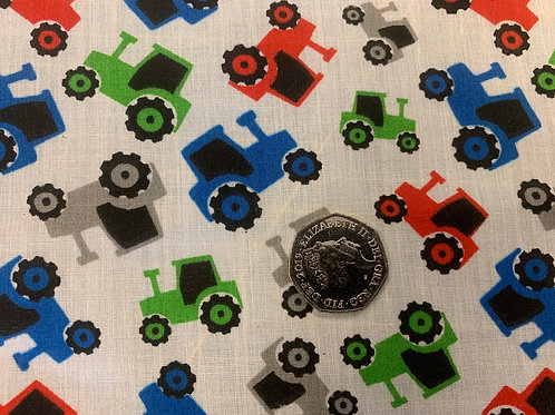 Tractor polycotton