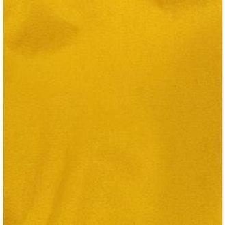 1597 - Felt Yellow
