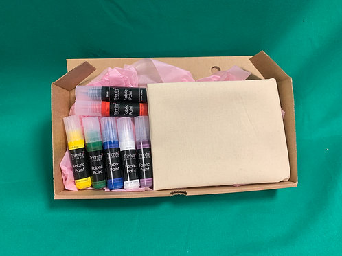 1628 - Fabric Painting Kit