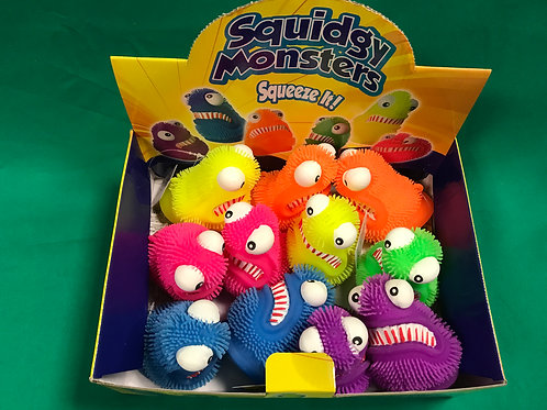 1298 Squidgy Monsters