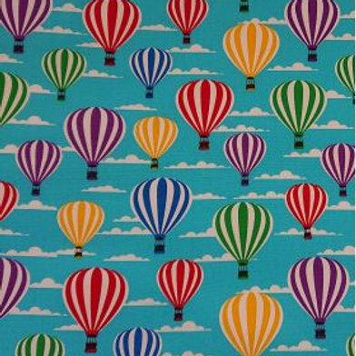 1643 Hot Air Balloons  - Cotton Poplin