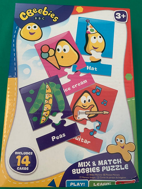 C Beebies mix and match puzzle