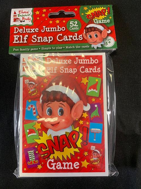 1191 Jumbo Elf Snap cards
