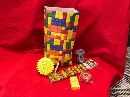 1287 Bricks Party Bags