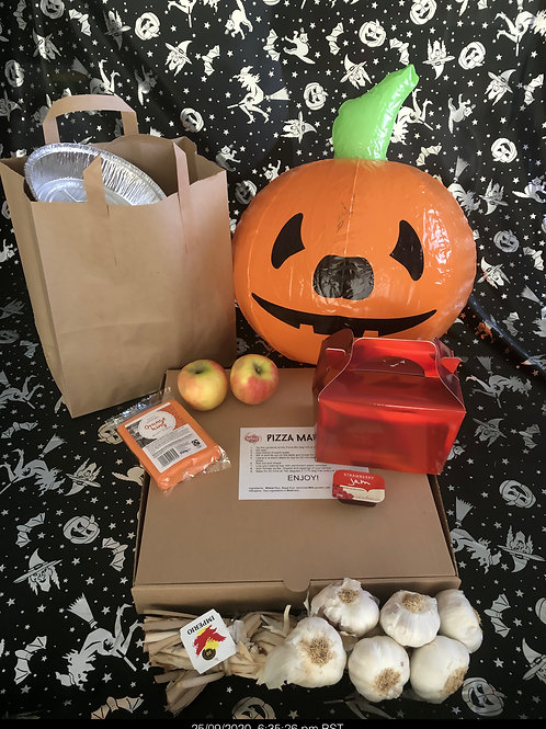 Halloween Party in a Box