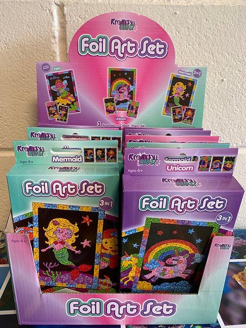 Foil Art Set