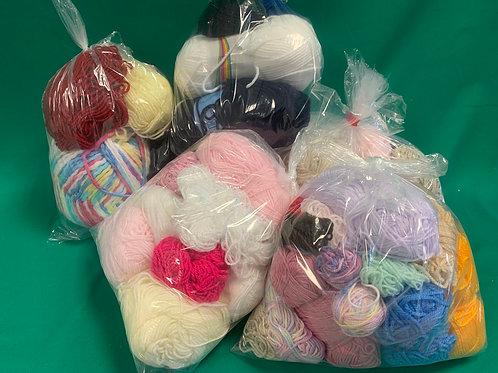 1629 Wool bag