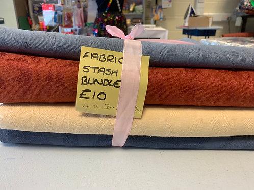 Fabric stash bundle